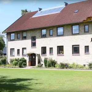 Andelsboligforening i Kgs. Lyngby med lodret jordvarme